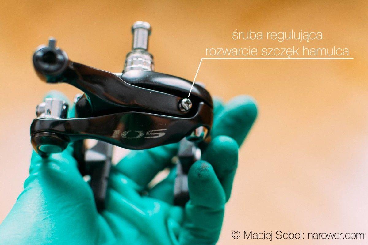 Jak wyczyścić hamulce w rowerze szosowym - poradnik serwisowy czyszczenie hamulców szosowych