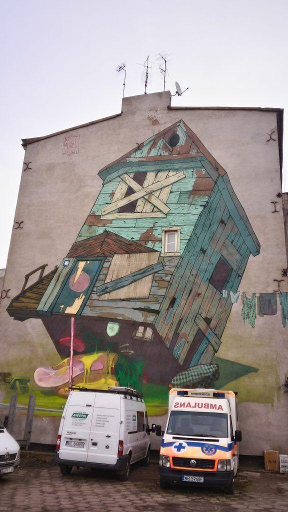 Murale Łódź