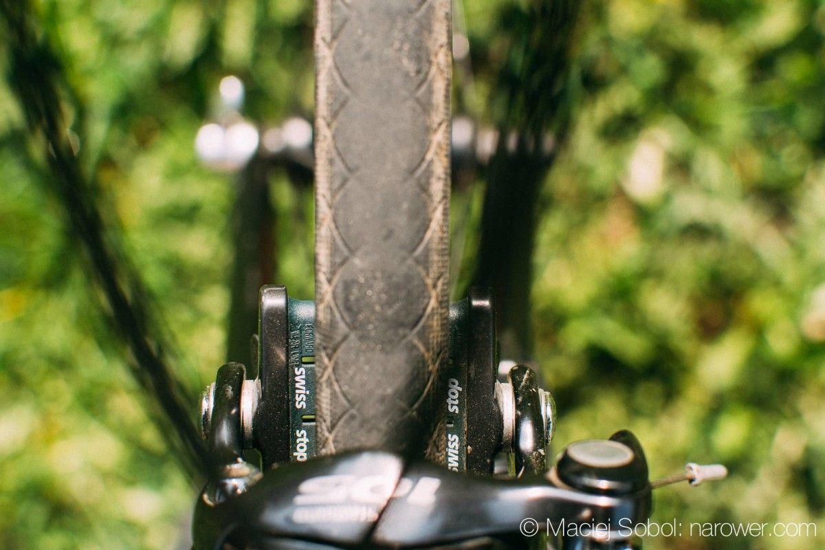 hamulce szosowe shimano 105 BR-5600