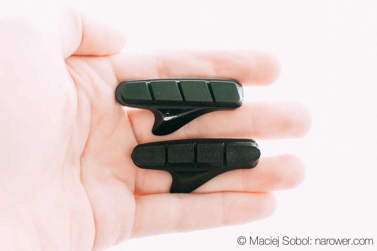 hamulce szosowe klocki okładziny swisswstop flash pro shimano carbon