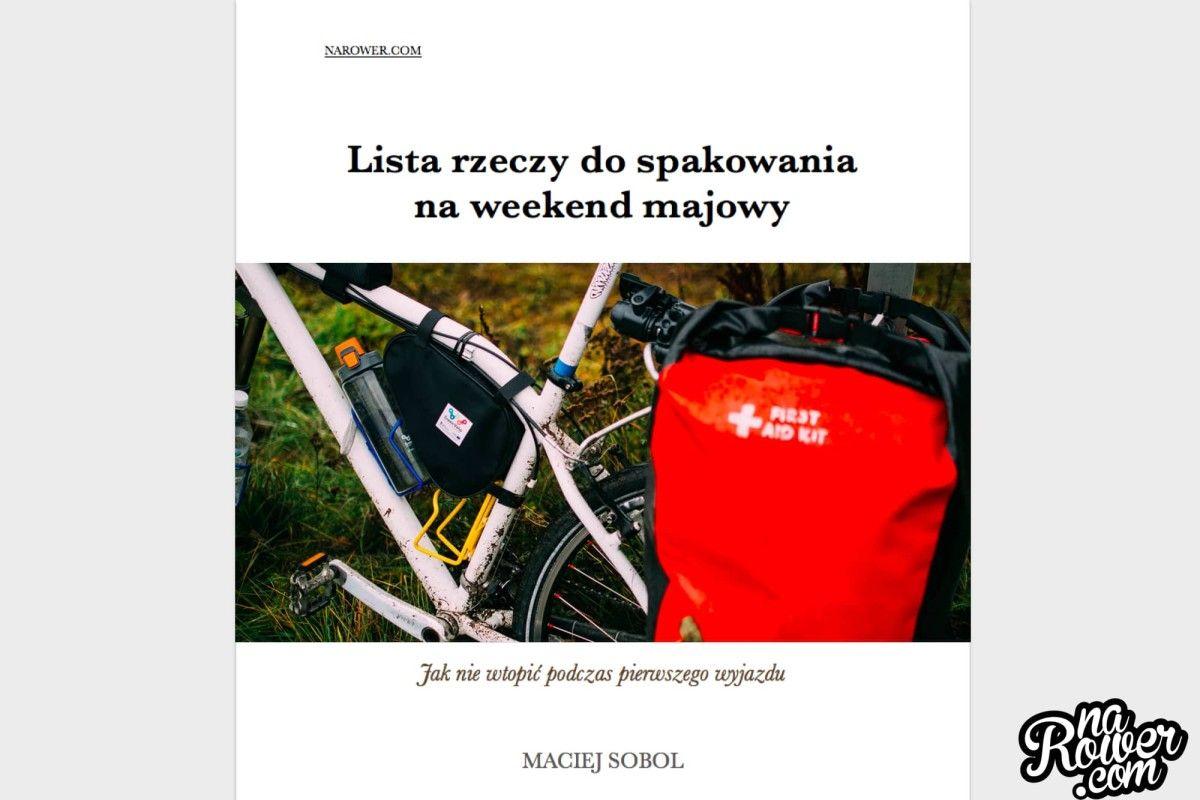 majówka na rowerze