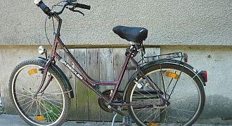Stary rower - naprawa