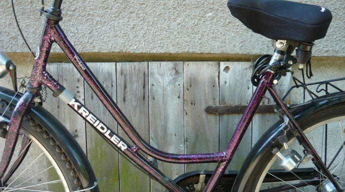 odnawianie roweru