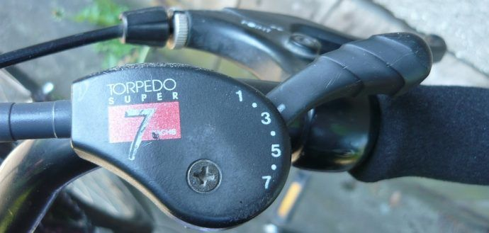 Sachs Torpedo Super 7