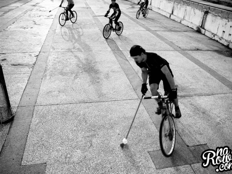 Kraków Bike Polo Club Academy