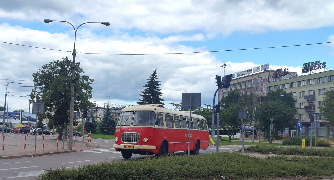bialystok autobus ogorek