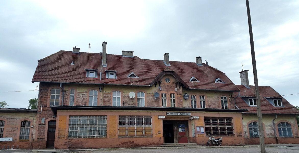 muzeum tradycji kolejowej wegorzewo