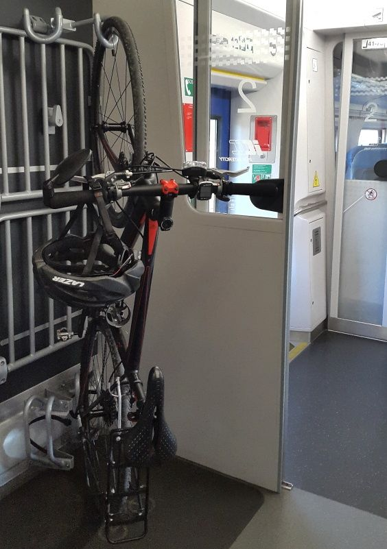 pesa dart wieszaki na rower