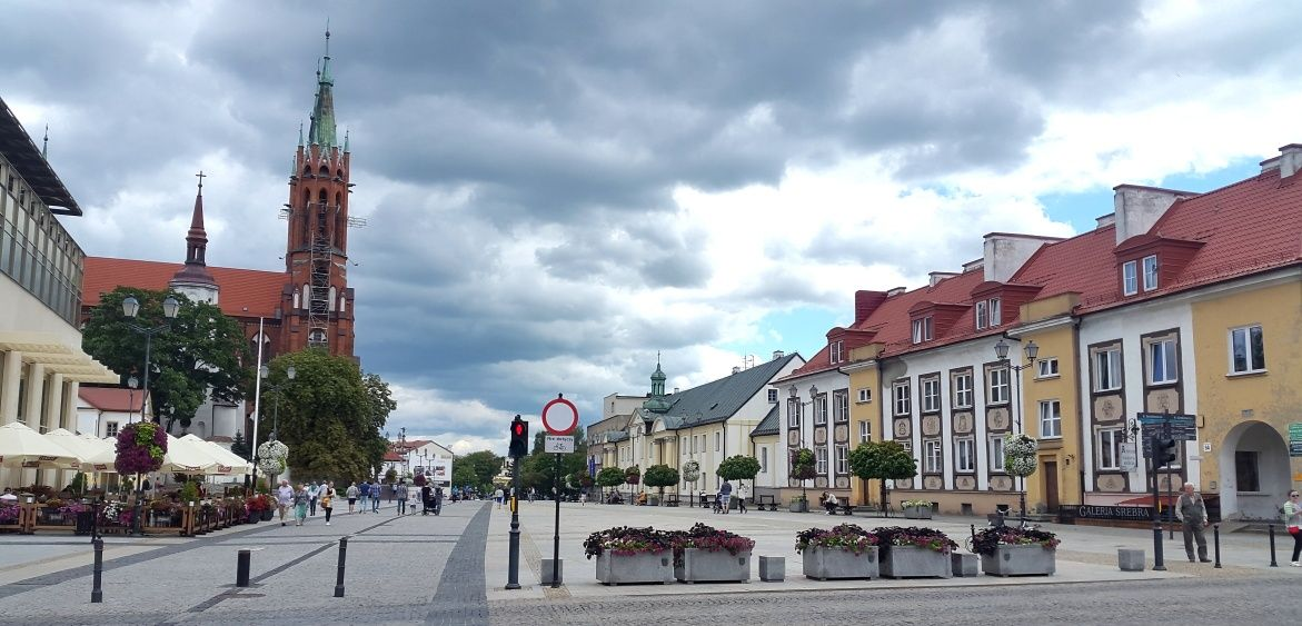 Białystok Rynek Kościuszki