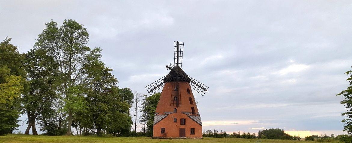Wiatrak Stara Różanka