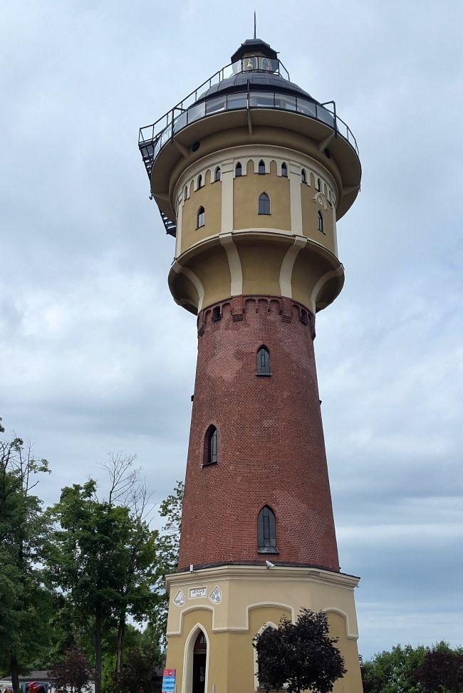 Wieża ciśnień Gołdap