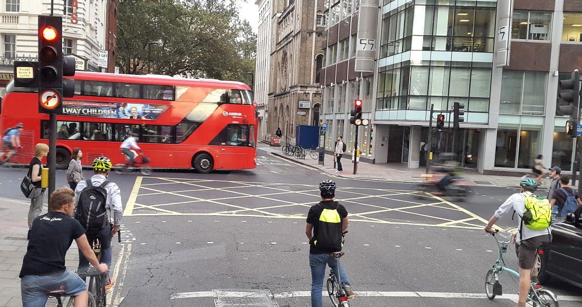 Londyn Rowery