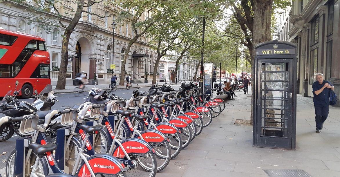 Santander City Bikes