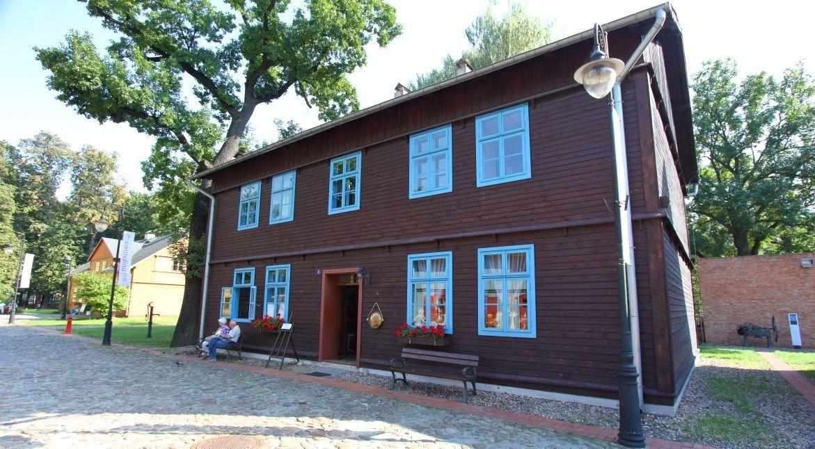 Muzeum Architektury Drewnianej Skansen Łódź