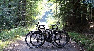 Czeski raj rowery