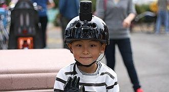 Dziecięcy kask rowerowy