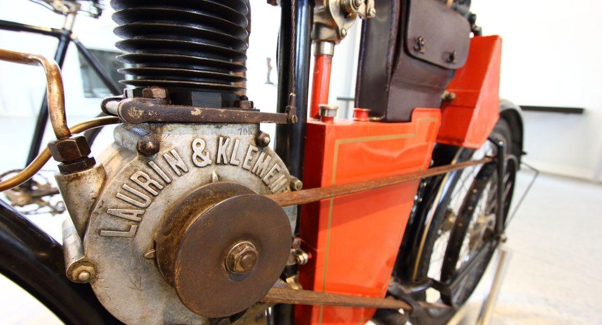 silnik motorower skoda