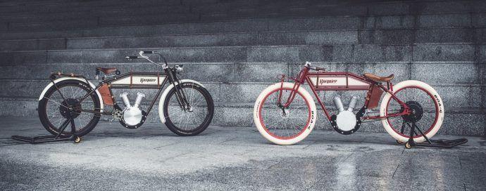 Kosynier polski rower elektryczny