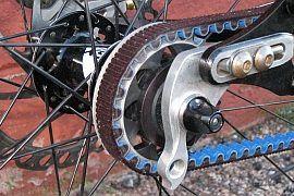 Rowery bez łańcucha