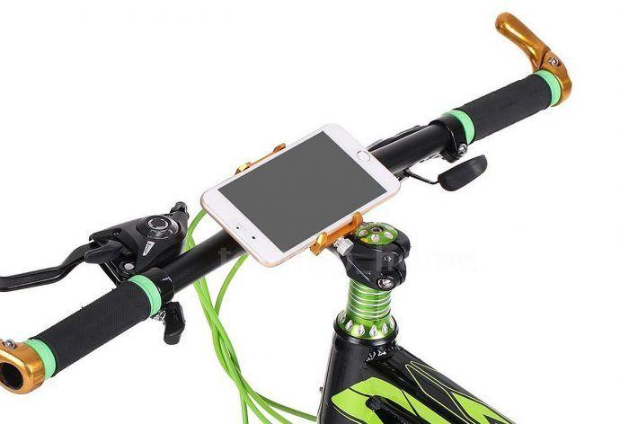 Prezent dla rowerzysty - uchwyt na telefon