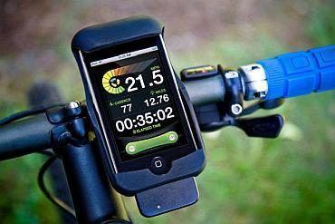 Aplikacje rowerowe na telefon