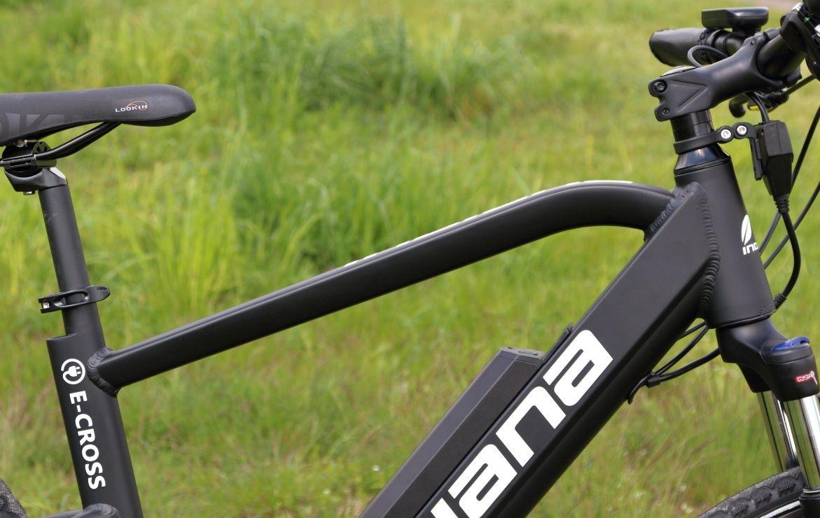 Tani rower elektryczny