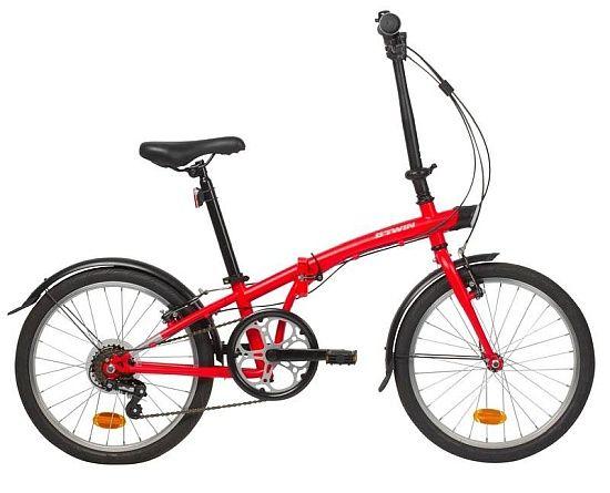 c4529e60c B'Twin Tilt 120 – choć składane rowery kojarzą się u nas z modelem Wigry,  to nie tylko Romet je robi. Także Decathlon spróbował sił na tym ciekawym  rynku ...