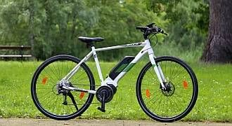 skoda e-bike test