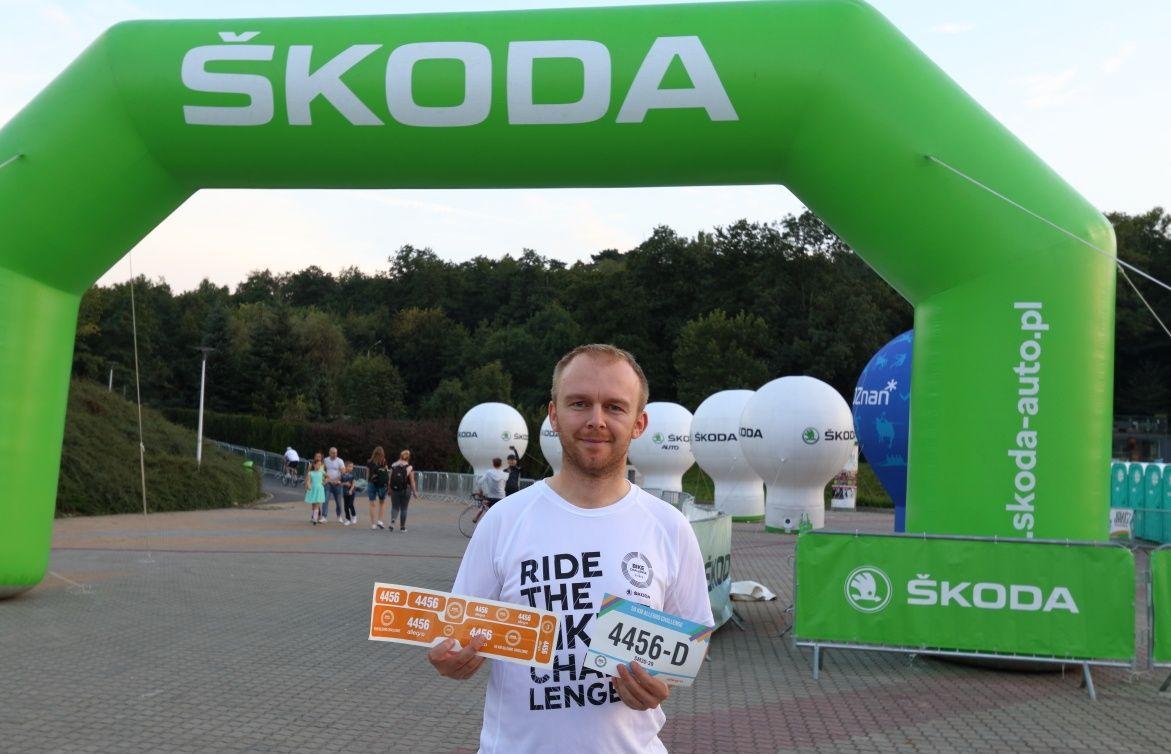 Skoda Bike Challenge
