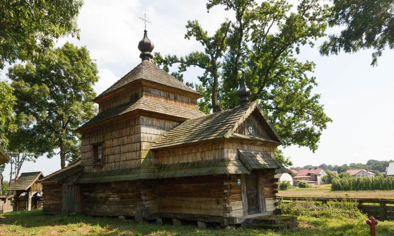 Cerkiew św. Dymitra Męczennika w Łukawcu