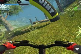 gry rowerowe na telefon tablet