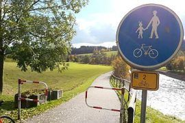 czechy na rowerze gdzie wyjechac Vrchlabi