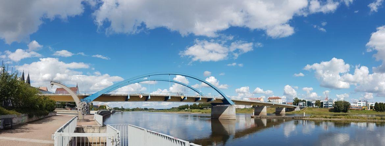 Most w Słubicach