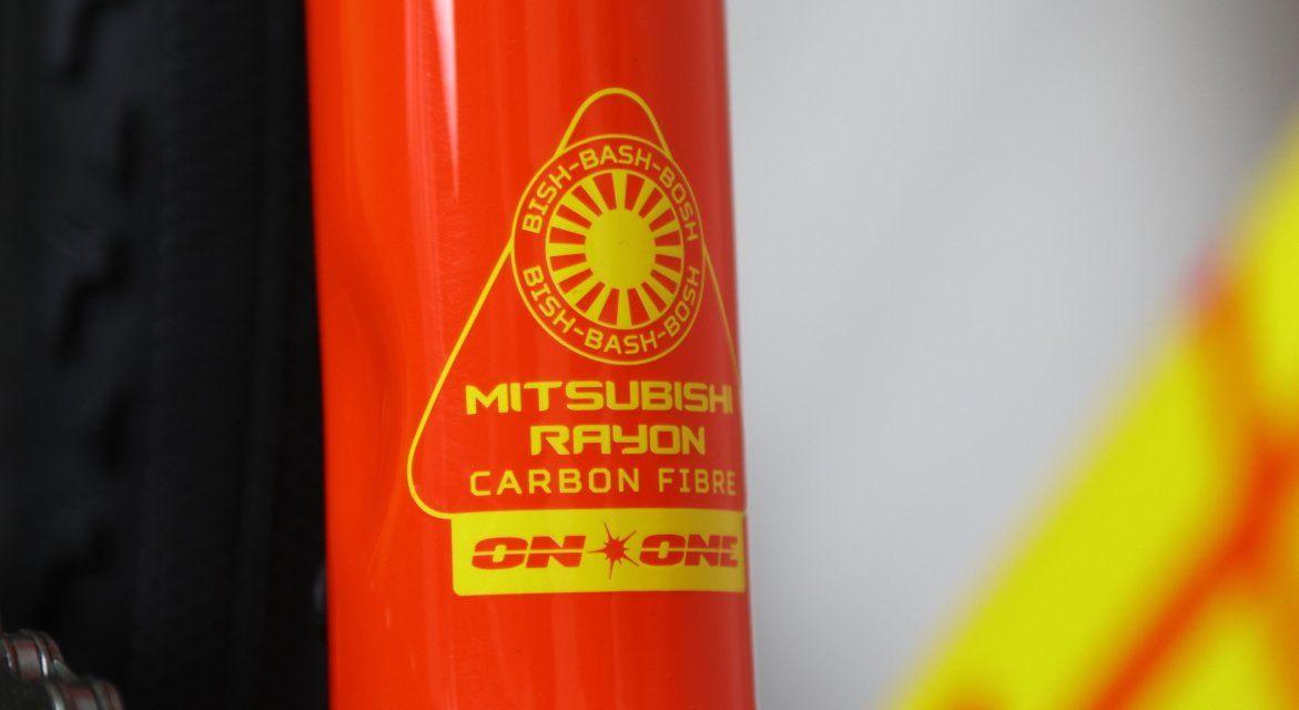 Mitsubishi Rayon Carbon Fibre