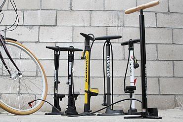 Pompki rowerowe poradnik