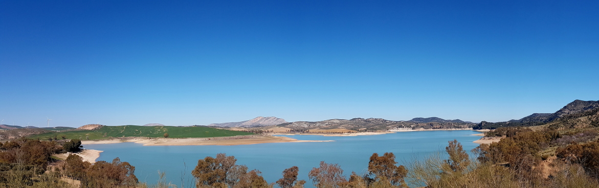 EMBALSE CONDE DE GUADALHORCE