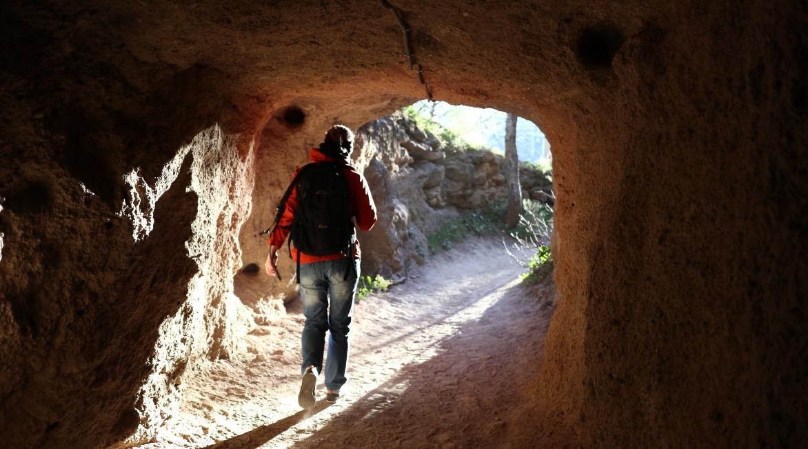 El Caminito Del Rey Tunnel