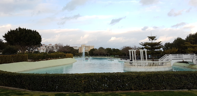 Torremolinos park