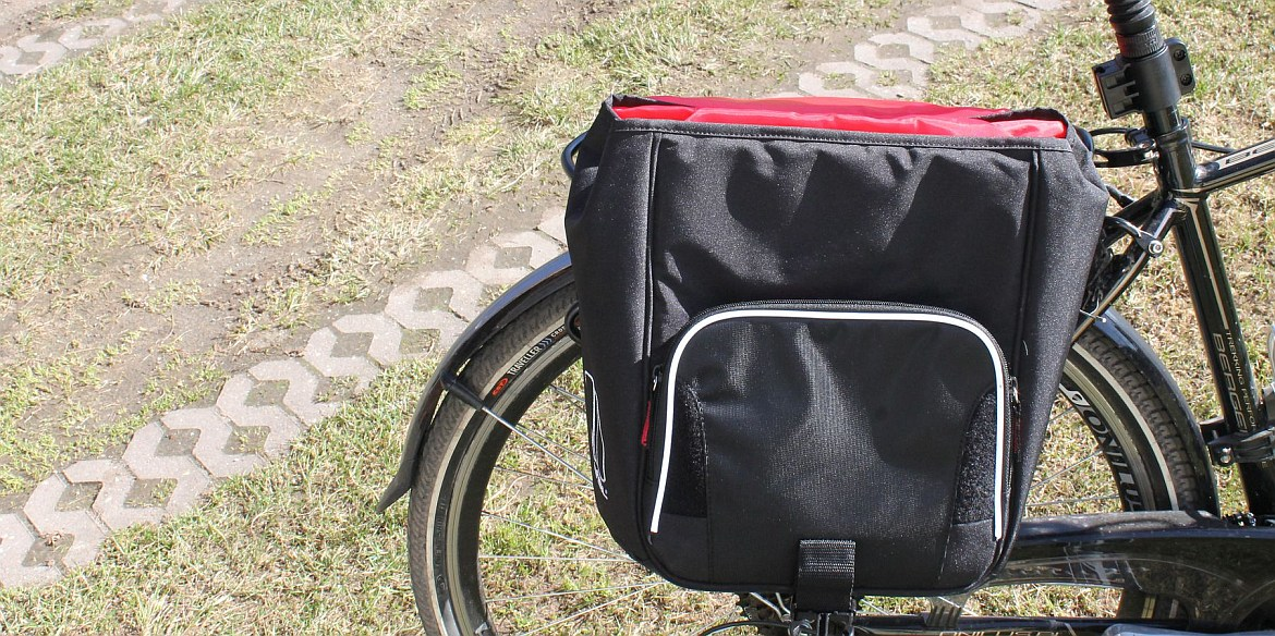 Basil Sport Design Commuter Bag Test torby