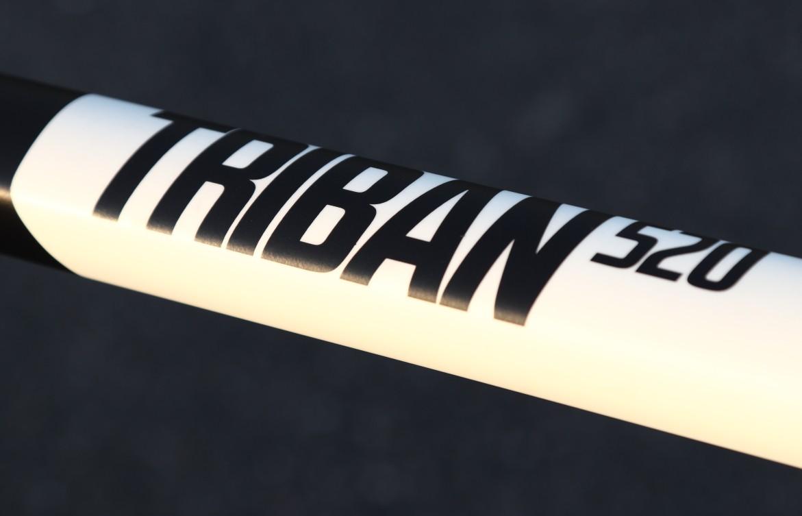 B'Twin Triban 520 Test