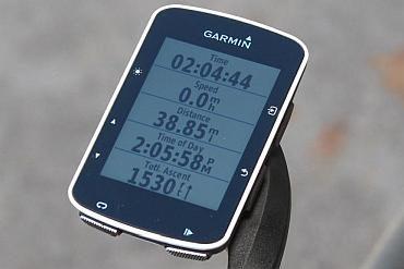 Nawigacja rowerowa GPS do 800 złotych