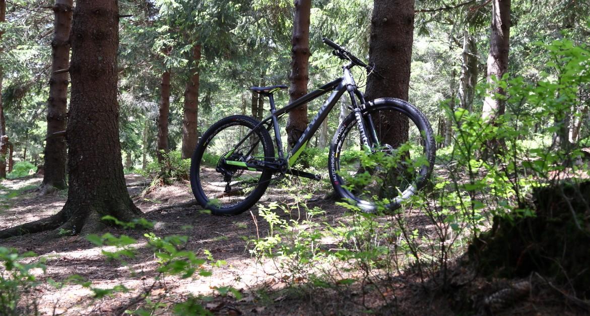 B'Twin Rockrider 900 Test