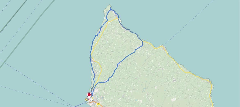Trasa rowerowa Bornholm