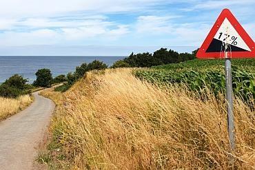 Bornholm na rowerze
