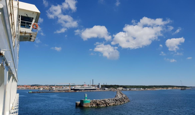 Port w Ronne