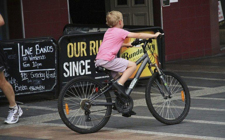 Za duża rama roweru