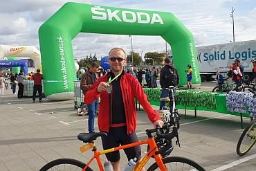 Skoda Bike Challenge 2018