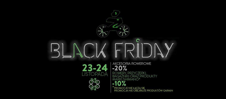 Black Friday Rowerowy