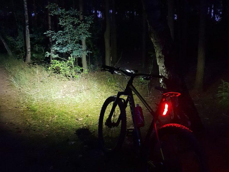 Lokalizowanie telefonu na rowerze