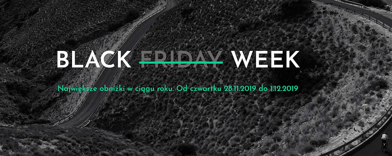 Rowerowy Black Week